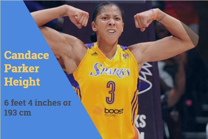 Candace Parker height