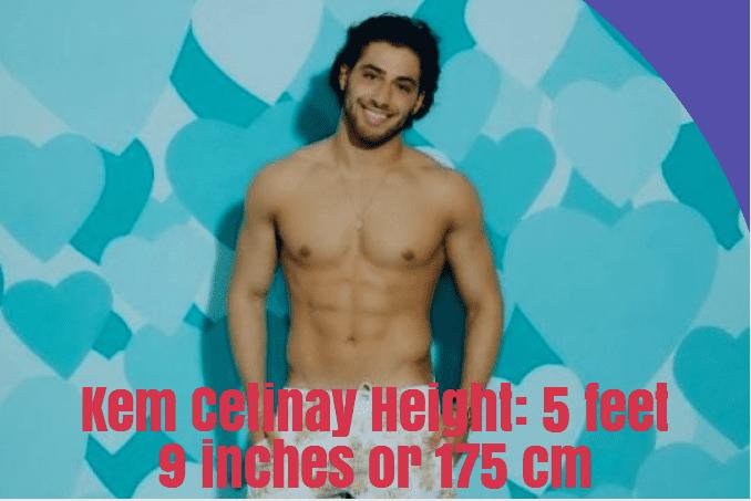 Kem Cetinay height