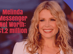 Melinda Messenger Net Worth