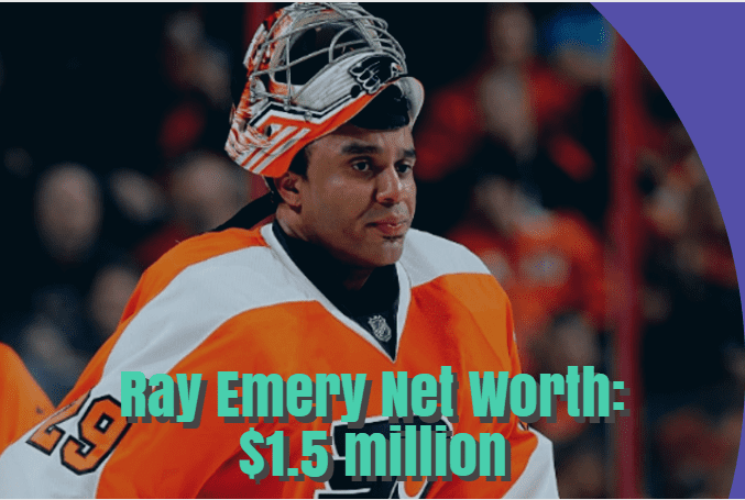 Ray Emery Net Worth