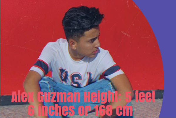alex guzman height