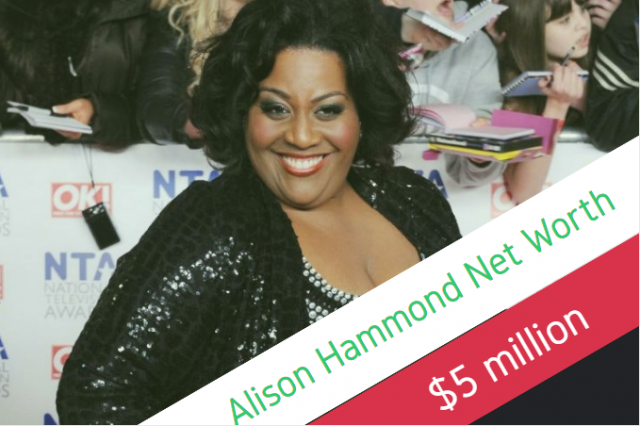 Alison Hammond Net Worth