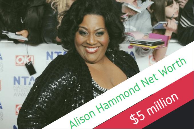 Alison Hammond Net Worth