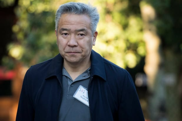 Kevin Tsujihara Net Worth