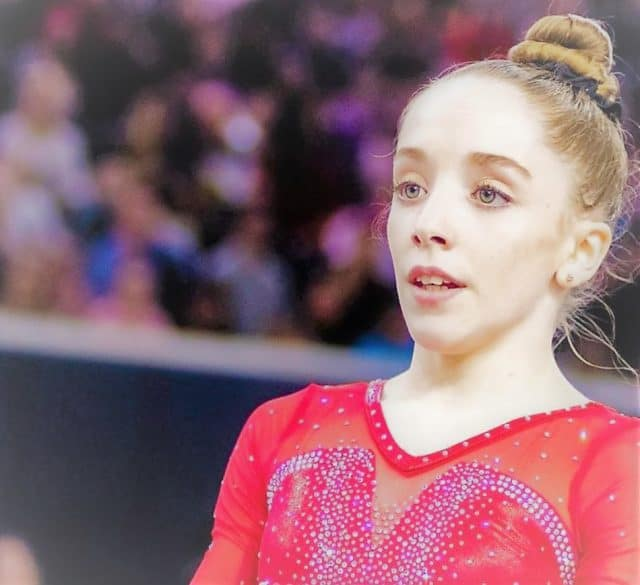sydney morrison youtuber gymnast